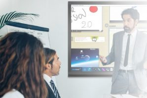 Pourquoi acheter un écran interactif pour entreprises ?